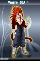Vegetto SSJ4 by Avager