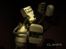 CLAMPS! by Evil1991