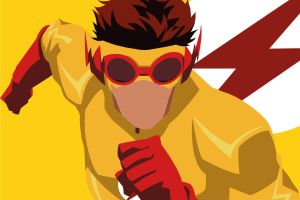 Kid-Flash by Chipmunkdino