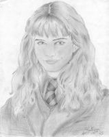 Hermione Granger - Year 2 by Midnight-Dark-Angel