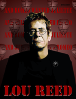 Lou Reed by ivankorsario