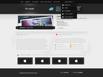 Pro web 2.0 portfolio template by jackinnes
