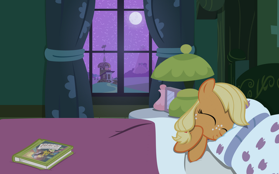 Sweet Appledreams by MisterBrony