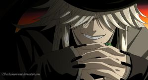 Undertaker: from Black Butler Book of Circus by Sesshomaru-love