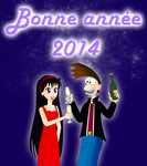Nouvel An 2014 by ZeFrenchM