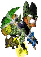 CELL COLORED by dovianax