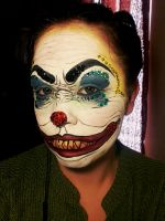 Sparkles the clown 2 by YourDementedAlice