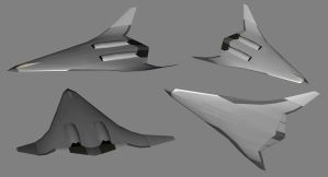 B-6A Ghost WIP 2 by Venom800TT
