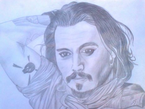 Johnny Depp by Imortally