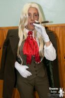 Integra Hellsing cosplay by Integra-cosplay