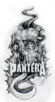 Pantera by ToolArtist