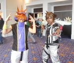 Neku and Sora by R-Legend