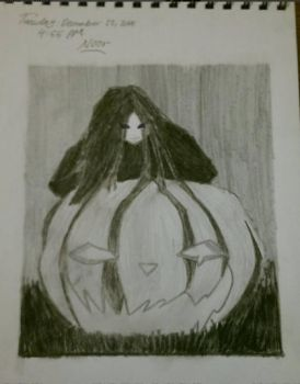 HALLOWEEN by embracing-solitude