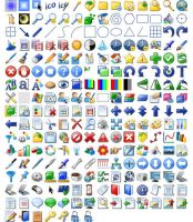 32x32 Free Design Icons by Ikont
