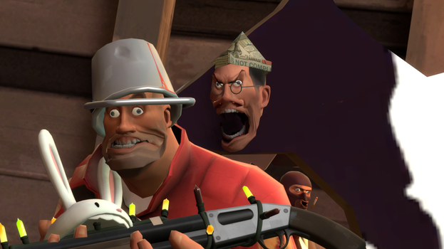 Spy and the adventure of the MeeM by ATGF