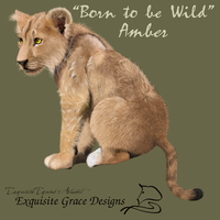 Born to be Wild -Amber- by ExquisiteGraceDesign