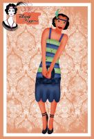 Disney Flapper - Nani by HelleeTitch