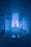 Ice Hotel by porpierita