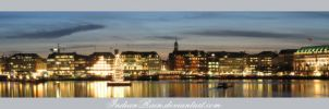 Alster Panorama 2 by IndianRain