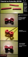 Tutorial Bow Fimo by Ivonea