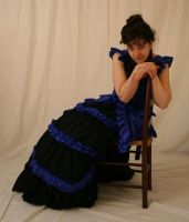The Victorian Lady 45 by MajesticStock