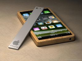 iPhone bamboo 9 by eco6org