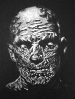 Faces of Horror: The Mummy by sealedfate