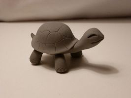 Una Tortuga Feliz by ACreepyLittleFriend