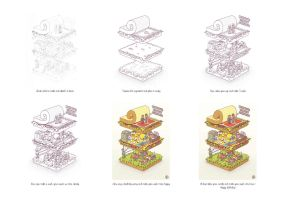 How to make a birthday sandwich by BIGMOUTH-design