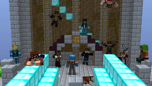 Me And My Favorite Minecraft Youtubers by MCOtaku101