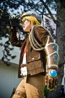 Explorer Ezreal Cosplay by Zhepgig