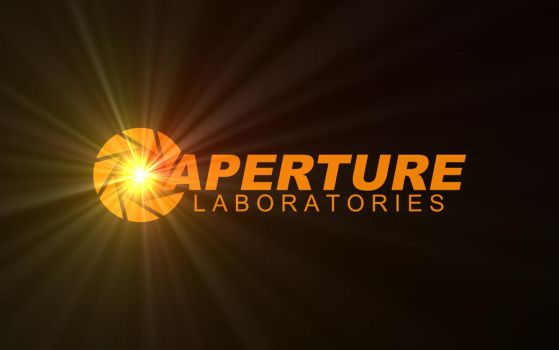 Aperture Science Wallpaper Ora by jaberw0cky
