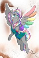Request - Grey Prism by LinaPrime
