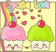 CUPCAKE LOVE ME by lovetheglamour