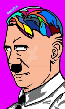 Adolf Hitler 5 by BraunaDorf