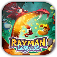 Rayman Legends Game Icon by Wolfangraul