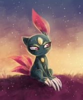 Sneasel by Kethavel
