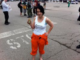 Chell AN 2011 1 by SeiakuCosplay
