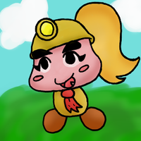 Goombella by Silverkitty779