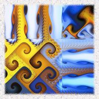 Phase Change Ourobuos by Ultra-Fractal