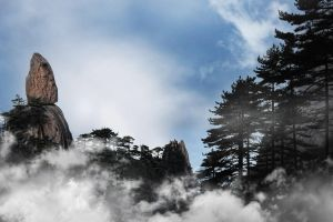 Huang Shan Mountain-25 by SAMLIM