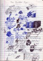 The Boredom Page by zilfana