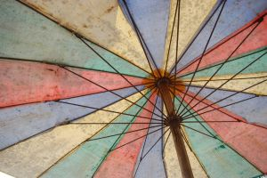 Colorful Umbrella 5152238 by StockProject1