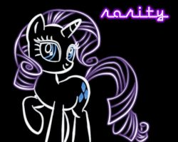 neon Rarity by neonbronie