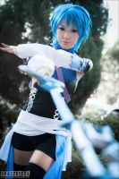 Kingdom Hearts BBS: I am Master Aqua by KaoriEtoile
