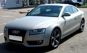 Audi A5 Luxury Coupe by toyonda