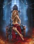 One of 7 deadly sins - lust by TatyanaChe