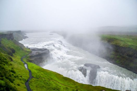 Gullfoss by TheMetronomad