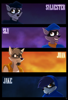 The Cooper Line by DetectiveRJ