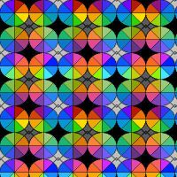 Divided Rainbow Pattern by Humble-Novice